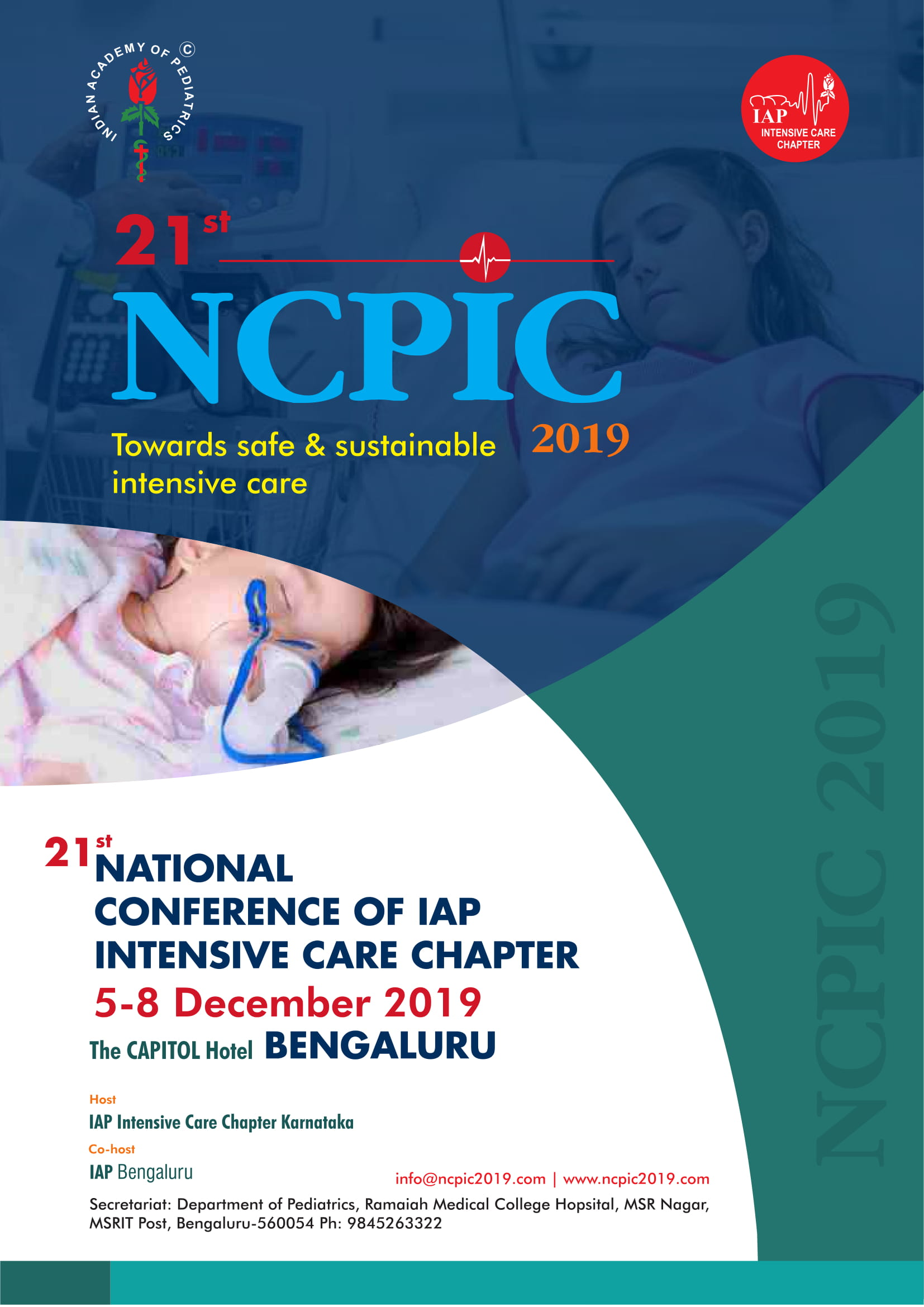 National Conference of Pediatric Intensive Care